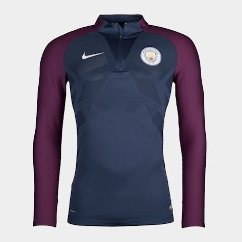 Nike Manchester City 17/18 Aeroswift Strike Football Drill Top Image