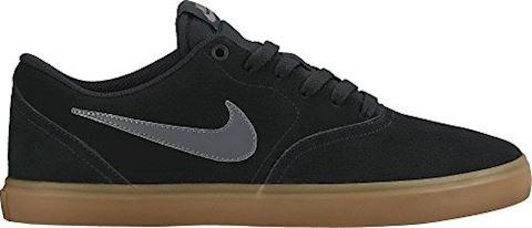 Nike SB Check Solarsoft Men's Skateboarding Shoe - Black Image