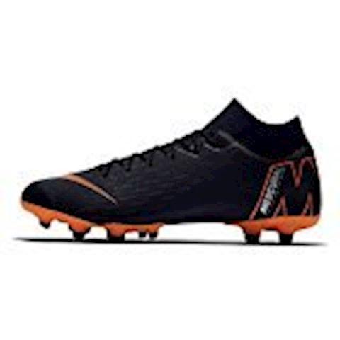 Nike Mercurial Superfly VI Academy MG Multi-Ground Football Boot - Black Image 15