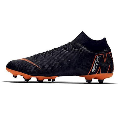 Nike Mercurial Superfly VI Academy MG Multi-Ground Football Boot - Black Image 3