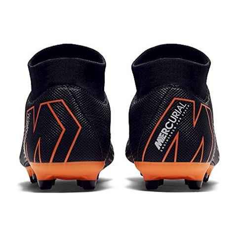 Nike Mercurial Superfly VI Academy MG Multi-Ground Football Boot - Black Image 7