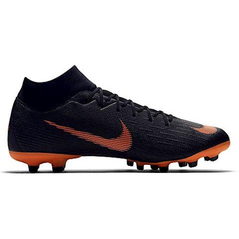 Nike Mercurial Superfly VI Academy MG Multi-Ground Football Boot - Black Image 10