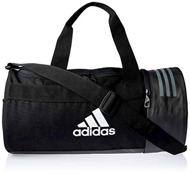 cbae090c13e80 adidas Convertible 3-Stripes Duffel Bag Extra Small