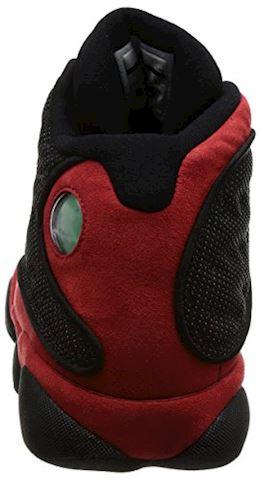 Nike Air Jordan 13 Retro Men's Shoe - Black Image 2
