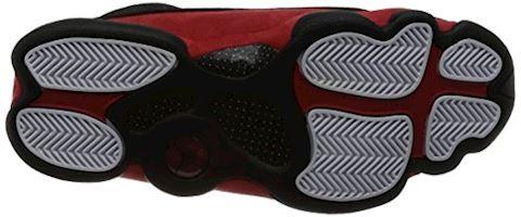 Nike Air Jordan 13 Retro Men's Shoe - Black Image 3