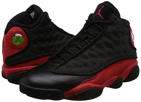 Nike Air Jordan 13 Retro Men's Shoe - Black Image 5