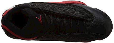 Nike Air Jordan 13 Retro Men's Shoe - Black Image 7