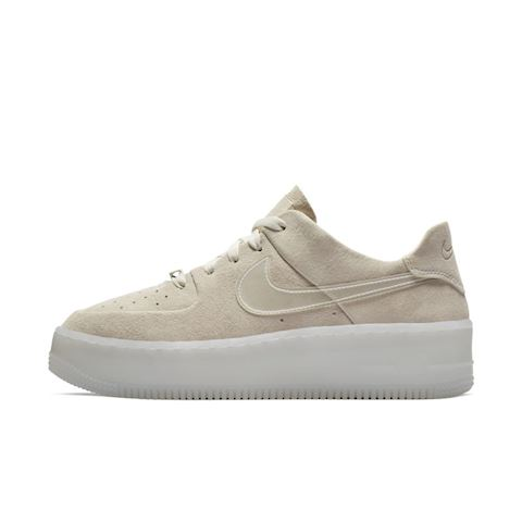 Nike Air Force 1 Sage Low Lx Women S Shoe Cream Ar5409 001