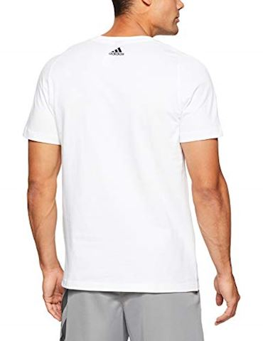 adidas Essential Linear T-Shirt Image 2