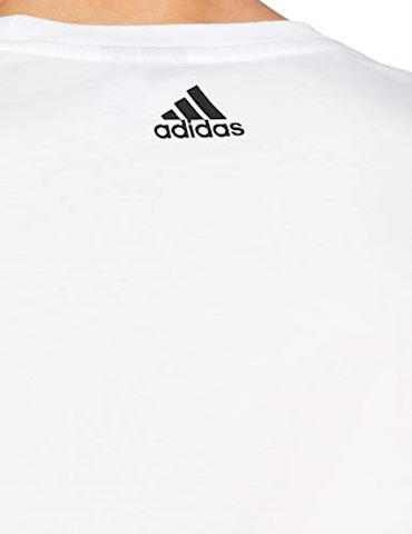 adidas Essential Linear T-Shirt Image 3