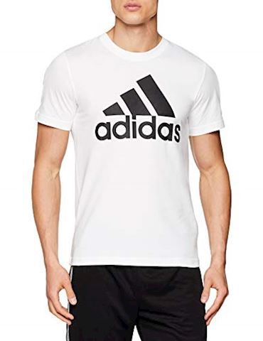adidas Essential Linear T-Shirt Image 4
