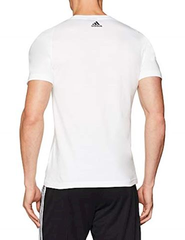 adidas Essential Linear T-Shirt Image 5
