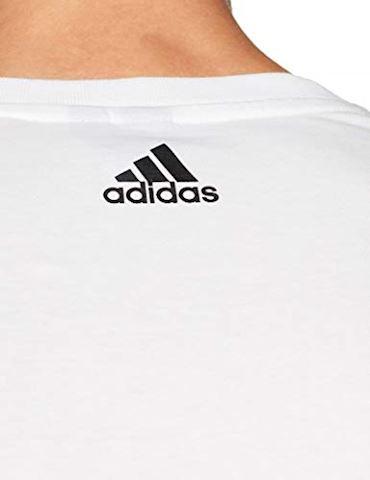 adidas Essential Linear T-Shirt Image 6