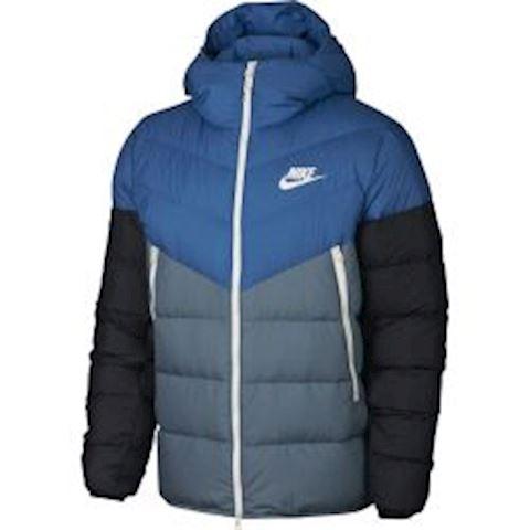 78057d310 Nike Sportswear Windrunner Down Fill Men's Hooded Jacket - Blue Image