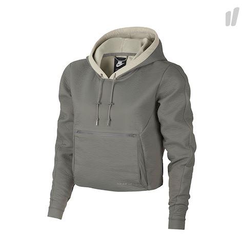 137889a93c55 Nike Sportswear Tech Pack Women s Packable Hoodie - Grey Image