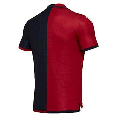 Macron Cagliari Mens SS Home Shirt 2018/19 Image 4