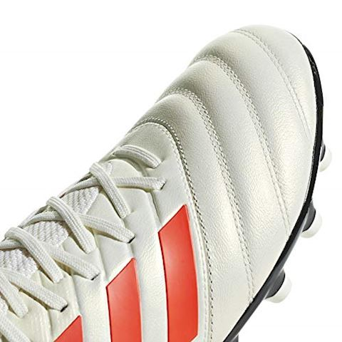 adidas Copa 19.3 AG Initiator - Off White/Solar Red/Core Black Image 14