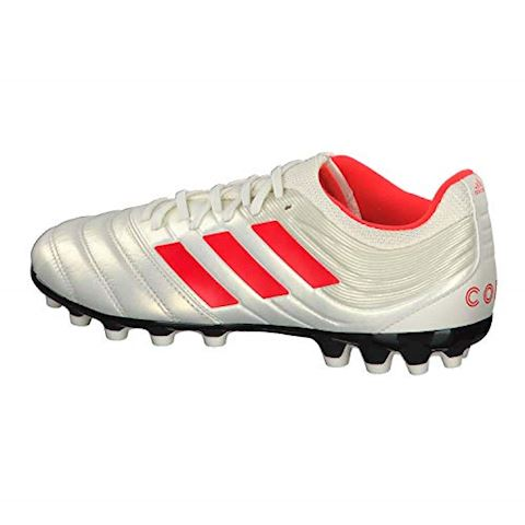 adidas Copa 19.3 AG Initiator - Off White/Solar Red/Core Black Image 3