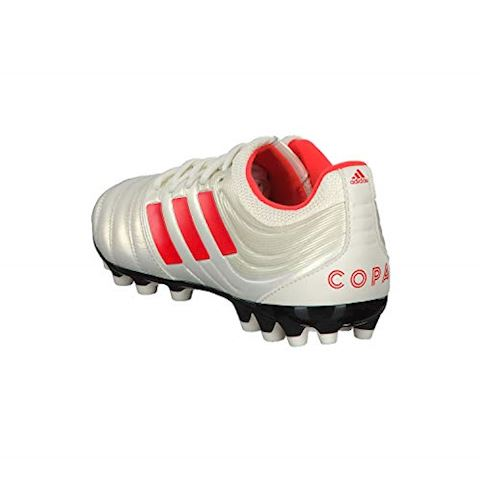 adidas Copa 19.3 AG Initiator - Off White/Solar Red/Core Black Image 4