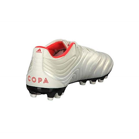 adidas Copa 19.3 AG Initiator - Off White/Solar Red/Core Black Image 6