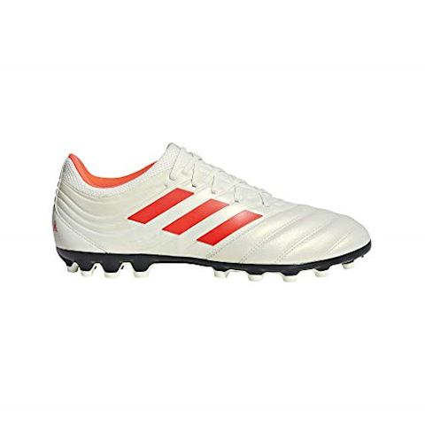 adidas Copa 19.3 AG Initiator - Off White/Solar Red/Core Black Image 10