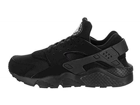 Nike Air Huarache Men's Shoe - Black Image 2