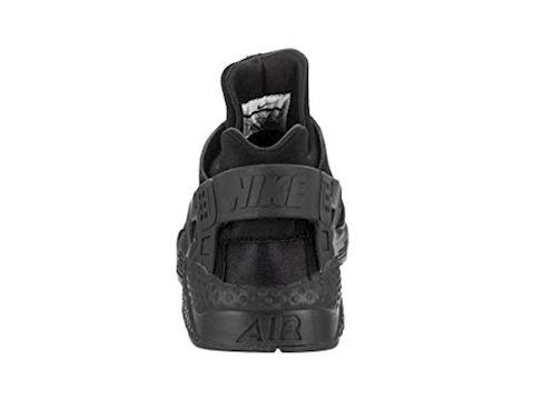 Nike Air Huarache Men's Shoe - Black Image 3