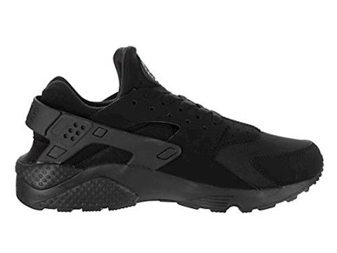 Nike Air Huarache Men's Shoe - Black Image 5