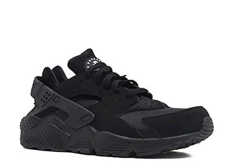 Nike Air Huarache Men's Shoe - Black Image 6