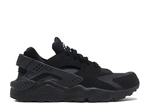 Nike Air Huarache Men's Shoe - Black Image 7