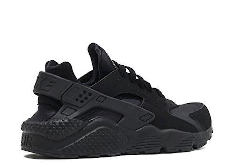 Nike Air Huarache Men's Shoe - Black Image 8