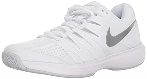 Nike Air Zoom Prestige HC Women's Tennis Shoe - White Image