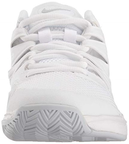 Nike Air Zoom Prestige HC Women's Tennis Shoe - White Image 4