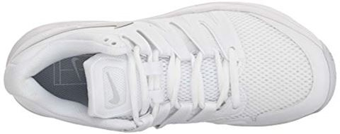 Nike Air Zoom Prestige HC Women's Tennis Shoe - White Image 8