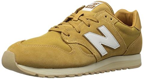 New Balance  U520  women's Shoes (Trainers) in Brown Image