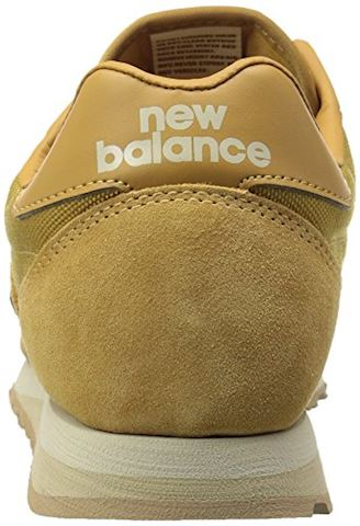 New Balance  U520  women's Shoes (Trainers) in Brown Image 2
