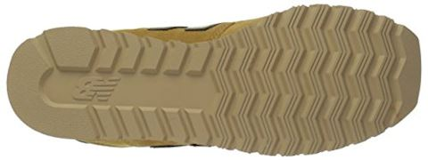 New Balance  U520  women's Shoes (Trainers) in Brown Image 3