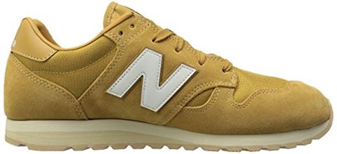 New Balance  U520  women's Shoes (Trainers) in Brown Image 7