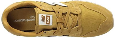 New Balance  U520  women's Shoes (Trainers) in Brown Image 8