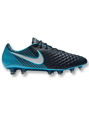 Nike Magista Opus II Firm-Ground Football Boot - Blue Image 3