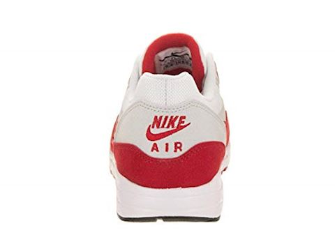 Nike Air Max 1 Ultra 2.0 'Anniversary' Suede Womens Trainers White Image 3