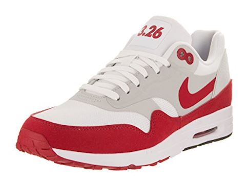 Nike Air Max 1 Ultra 2.0 'Anniversary' Suede Womens Trainers White Image 6