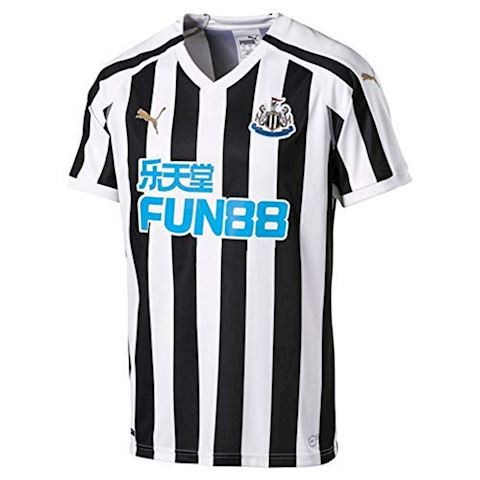Puma Newcastle United Mens SS Home Shirt 2018/19 Image