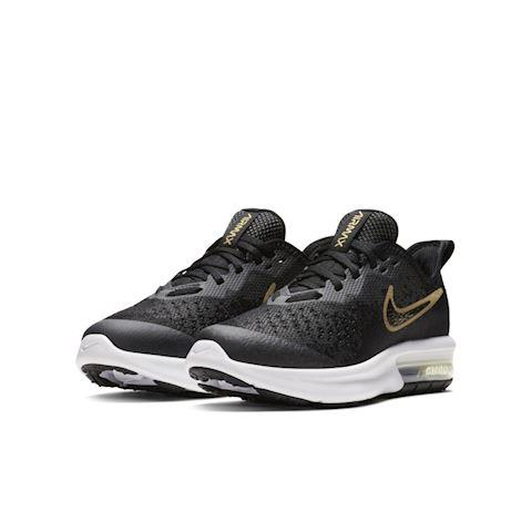 ccef67d08b653 Nike Air Max Sequent 4 Shield Older Kids  Shoe - Black Image 2
