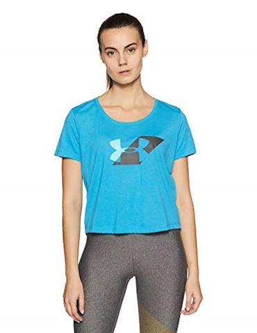 Under Armour Women's UA Run Graphic Boxy T-Shirt Image