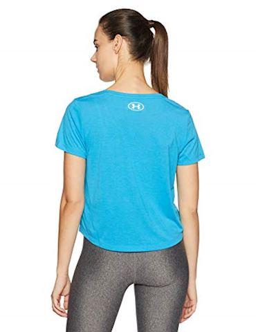 Under Armour Women's UA Run Graphic Boxy T-Shirt Image 2