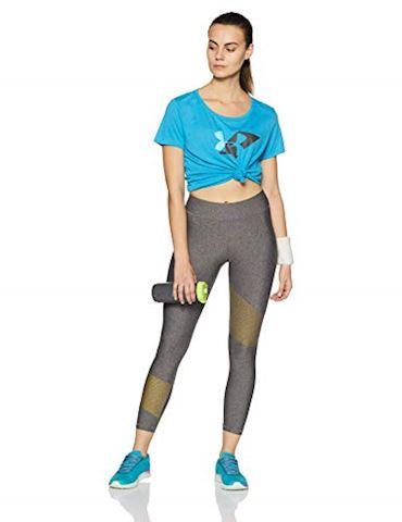 Under Armour Women's UA Run Graphic Boxy T-Shirt Image 5