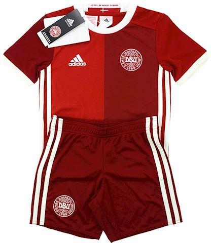 adidas Denmark Mens SS Home Mini Kit 2016 Image