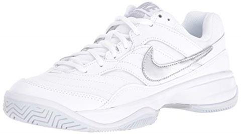 NikeCourt Lite Women's Tennis Shoe - White Image