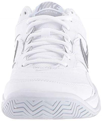 NikeCourt Lite Women's Tennis Shoe - White Image 4